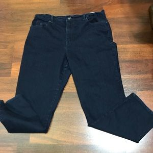 Size 18 straight  jeans